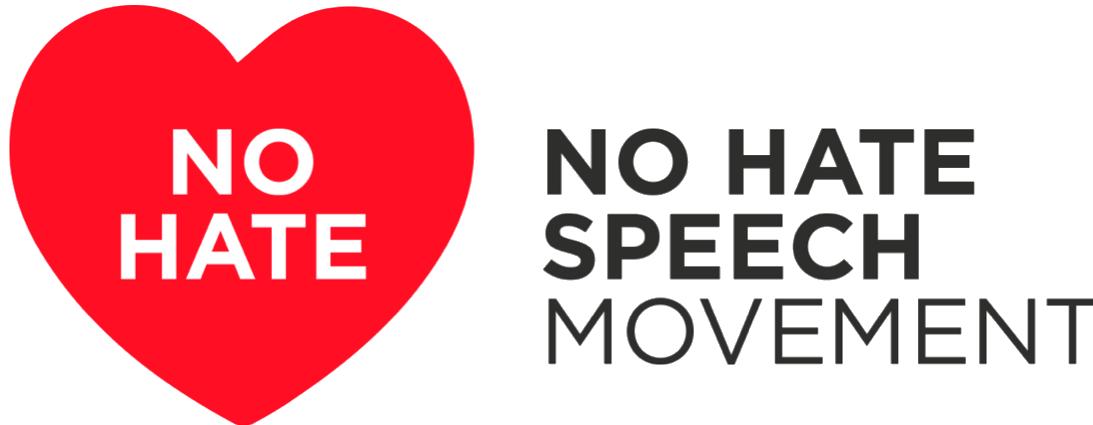 NoHateSpeechMovementHeader